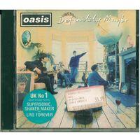 CD Oasis - Definitely Maybe (1994) Alternative Rock, Brit Pop