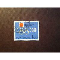 Португалия 1964 г.Олимпийские игры - Токио.
