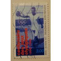 Франция.1996. спорт