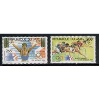 Мали /1984/ Спорт / Олимпиада Лос Анджелес / 2 Марки