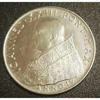 100 лир Ватикан