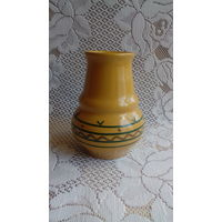 Вазочка старая глиняная