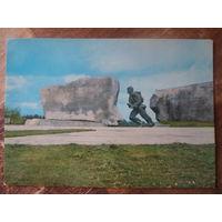 1978 г. Прорыв. Мемориальный комплекс Ушачи