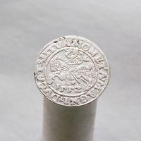 Полугрош 1552 Сигизмунд II Август 1545-1572 КРАСИВАЯ МОНЕТА (ДОСТАТОЧНО РЕДКИЙ ГОД)
