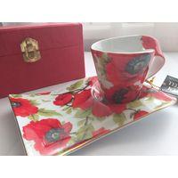 Фарфоровый набор Queen Isabell в подарочной коробке