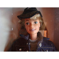 Барби/ Calvin Klein Jeans Barbie, 1996