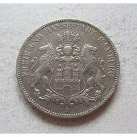 Гамбург Германская империя 5 марок 1903