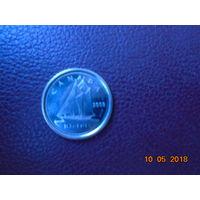 Канада 10 центов 2009