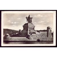 Германия Кобленц Памятник Вильгельму