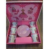 Детская посуда для принцессы