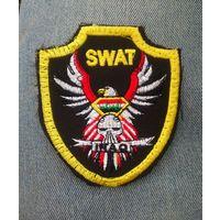 Шевроны SWAT полиции Ирака. - ЗНИЖКА - %