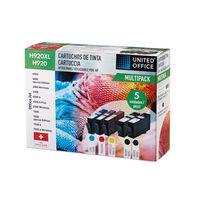 Комплект картриджей для принтера HP United Office H920, H920XL