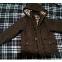 Шерстяное пальто mothercare 110 Идеал