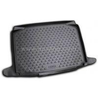 Коврик в багажник Skoda Fabia с 2007 г.в., хэтчбек (полиуретан, черный) NLC.45.06.B11