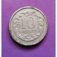 10 грошей 1991 Польша #04