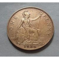 1 пенни, Великобритания 1934 г., Георг V