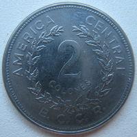 Коста-Рика 2 колона 1982 г.