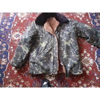 Куртка лётная,меховая пр.РФ