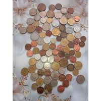 89 монет всего мира . 6