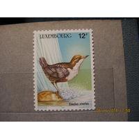 Люксембург. Птичка. 1987г.
