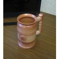 Кружка для пива керамическая 1 л.