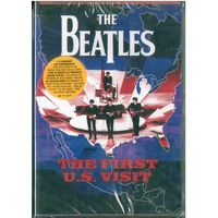 DVD-Video The Beatles - First U.S. Visit (2003)