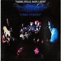 Crosby, Stills, Nash & Young, 4 Way Street, 2LP 1971