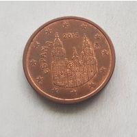 5 евроцентов 2014 Испания