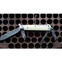 Нож охотничий складной СТИЗ (5 рублей)