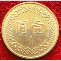 7802: 1 доллар 2013 Тайвань