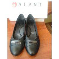 Туфли Galant кожа(Польша)