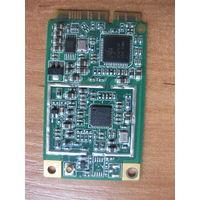 TV-тюнер Avermedia A309-B 0405A309-C42 HP Pavilion DV5 (Avermedia TV Tuner BOARD DVB-T 0405A309-C42 A309-B 482467-003)