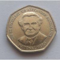 Ямайка, 1 доллар 1996 год