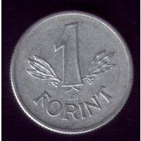 1 Форинт 1969 год Венгрия