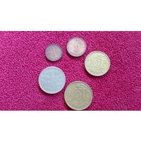 Финляндия 5 монет