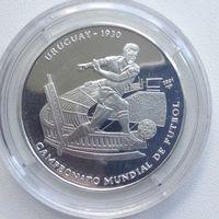 Куба 10 песо 1991г