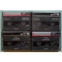 Кассеты Sony для видеокамеры