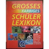 Большая цветная энциклопедия на немецком языке (Grosses Farbiges Schuler Lexikon)