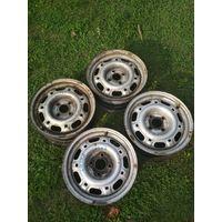 103430Щ VW Passat Golf комплект дисков штамповок R14