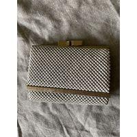 Винтажный кошелёк, змеиная кольчуга, США