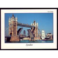 Великобритания Лондон Тауэр-бридж