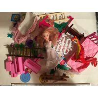 Декоративные элементы игрушки детали от игрушек для творчества ( все вместе)