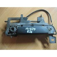 101629 BMW E36 ручка внешняя передняя правая 51.21-1960801