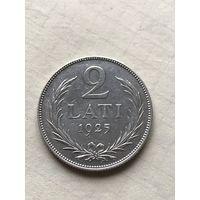 2 лата 1925