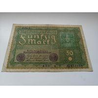 50 марок 1919 года