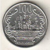 Парагвай 100 гуарани 2007
