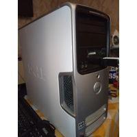 Брендовый системник Dell Dimension (обслужен)