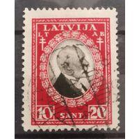 Латвия Благотворительный выпуск 1928