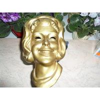 Фарфоровая маска гдр