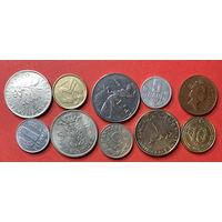 10 монет из 10 стран - 3